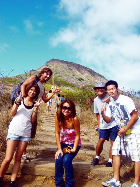 hiking-kokohead